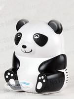 Panda pediatric compressor nebulizer system