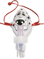 Spotz the Dog Pediatric Aerosol Mask