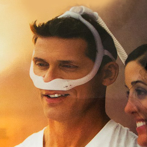 nose pillows for cpap machine