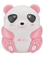 pink Panda pediatric compressor nebulizer system