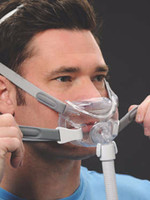 Amara View Minimal contact full face cpap mask