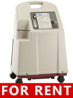 RENT The Invacare Platinum 10 Oxygen Concentrator