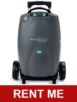 RENT SeQual Eclipse 5 Portable Oxygen Concentrator