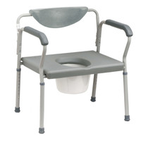 Bariatric Assembled Commode