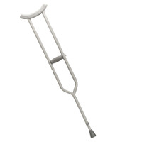 Bariatric Heavy Duty Walking Crutches, Adult, 1 Pair