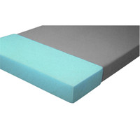 Bed Renter II Densified Fiber Mattress, 76""