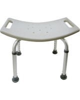 Bath Shower Chair without Back