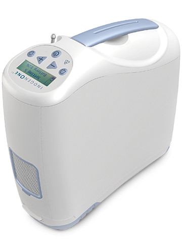 Inogen One G2 Portable Oxygen Concentrator