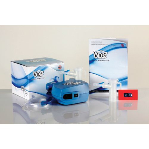 Vios Aerosol Delivery System Deluxe with PARI LC Plus
