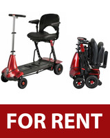 RENT The Mobie Folding Scooter S2041