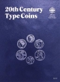 Folders for 20th Century Type Coins