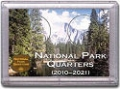 National Park Quarters Holders & Cases