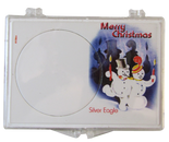 Marcus Snaplock for Silver Eagle - Snowman