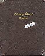 Dansco Album #7130- Liberty Head Quarters- 1892-1916