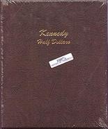 Dansco Album #7166- Kennedy Half Dollars 1964- 2017