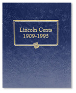 Whitman Album #9112 -Lincoln Cents 1909-1995