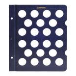 Whitman Album- Blank Page - Quarters