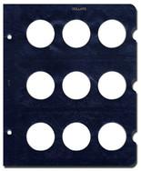 Whitman Album- Blank Page - Large Dollars