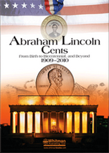Whitman Folder- Abraham Lincoln Cents 1909-2010