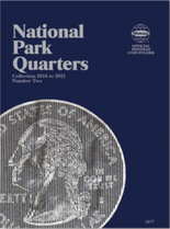 Whitman Folder-National Park Quarters P&D #2 - 2016-2021