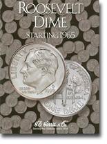 H.E. Harris Folder: Roosevelt Dimes #2 1965-1999