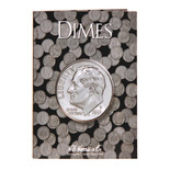 H.E. Harris Folder: Dimes - Plain