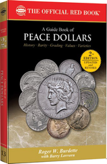 The Official Red Book -Guide Book of Peace Dollars -2nd Edition