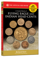 The Official Red Book-Guide Book of Flying Eagle and Indian Head Cents -2nd Edition