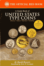 The Official Red Book -Guide Book of United States Type Coins -2nd Edition