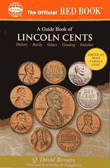 The Official Red Book -Guide Book of Lincoln Cents