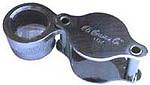H.E. Harris 16X Magnifier 1020