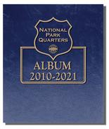 Whitman Album #3056- National Park Quarters 2010-2021-Single Mint