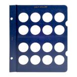 Whitman Album - Blank Page - Half Dollars