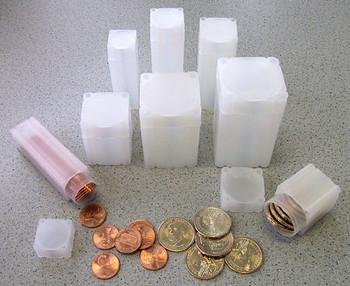 coin tubes