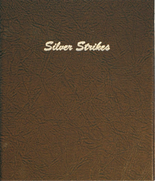 Dansco Album #7004 - Silver Strikes - Vinyl Pages