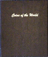 Dansco Album #7011 - Coins of the World - Plain