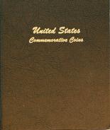 Dansco Album #7095 - U.S.Commemorative Coins 1893-1954 -Two Vol. Set