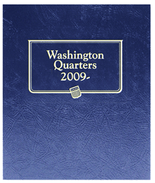 Whitman Album #2642 - Washington Quarters 2009-Date