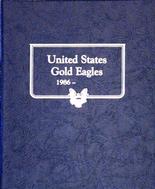 Whitman Album #9173 - U.S. Gold Eagles 1986-1995