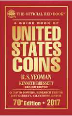 2017 Red Book Price Guide of United States Coins -Hardcover