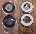 AirTite Ring Fit 16mm Model A -1/10 oz Gold Eagle