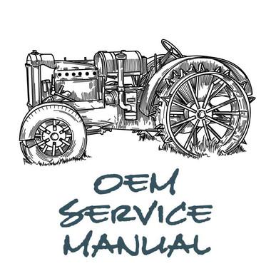 John Deere 3140 Manual Book