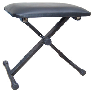 TRAVEL SONIC MEDIUM SIZE PADDED KEYBOARD BENCH (KBT254)