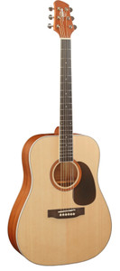 Albay By Corbin ASDG313 Dreadnought Acoustic Guitar