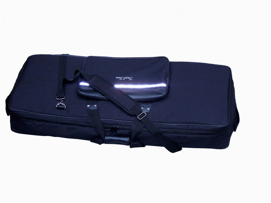 TRAVEL SONIC TSKB61  KEYBOARD BAG (FITS MOST 61 NOTE ELECTRONIC KEYBOARDS)