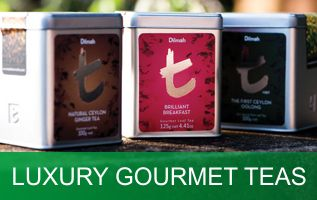 Luxury Gourmet Tea