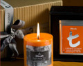 1 Medium Tea Caddie + 1 Scented Candle