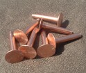Extra Pair of Copper Rivets