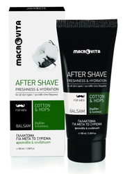 Macrovita After Shave Balsam with Cotton and Hop