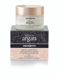 Olive & Argan Multi-Effective Hyaluronic Age Defense Face Cream